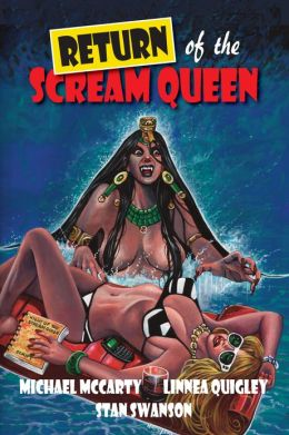 Return of the Scream Queen: Embrace of the Aztec Vampire
