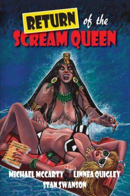 Return of the Scream Queen: Embrace of the Aztec Vampire
