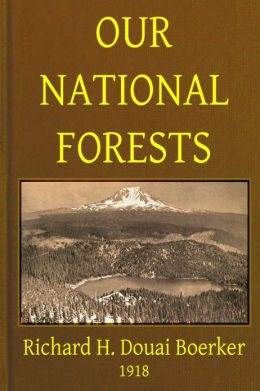 Our National Forests - Illustrated