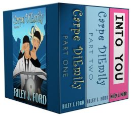 Carpe DiEmily / Into You Discounted Box Set (2 romantic comedies + 1 humorous mystery romance) - SAVE $3.00 ON THREE BOOKS (692 pages total)!