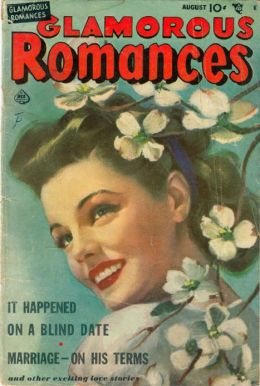 Glamorous Romances Number 47 Love comic book