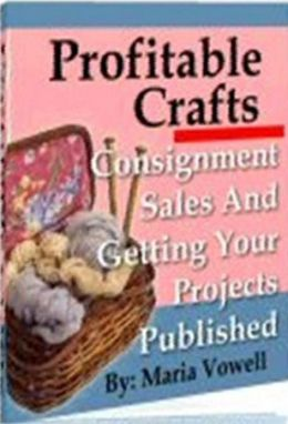 eBook about Profitable Craft Volum 2 - Follow a simple 12 step system to not only sell your designs successfully...