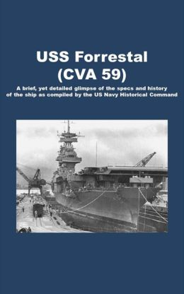 USS Forrestal (CVA 59)
