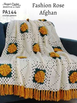 Over 200 Free Crocheted Afghan Patterns at AllCrafts.net