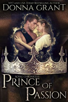 Prince of Passion (Royal Chronicles #4)
