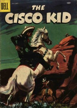 Cisco Kid Number 32 Western Comic Book