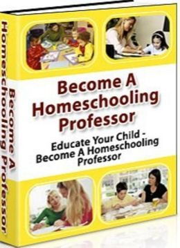 Child Development eBook on Home schooling Your Child -