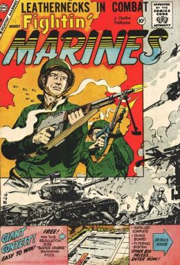 Fightin Marines Number 31 War Comic Book