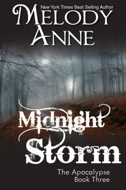 Midnight Storm - Rise of the Dark Angel - Book Three