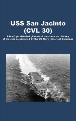 USS San Jacinto (CVL 30)