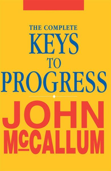 The Complete Keys to Progress