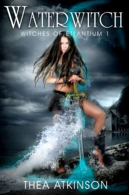 Water Witch (a new adult novel of fantasy, magic, and romance)