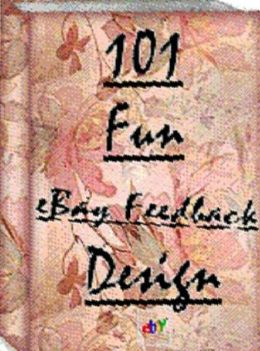 Fun eBook - 101 Fun Feedback Designs - Have you ever seen this really k.e.w.l. looking feedback?