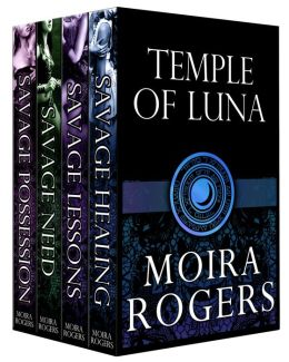 Temple of Luna (Bundle, Stories 1-4)