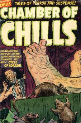 Chamber of Chills Number 16 Horror Comic Book