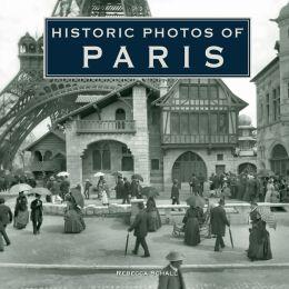 Historic Photos of Paris