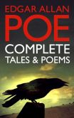 Book Cover Image. Title: Edgar Allan Poe:  Complete Tales and Poems (Over 100 Works, including The Raven, The Tell-Tale Heart, The Pit and the Pendulum, with Links to Free Audiobooks), Author: Edgar Allan Poe