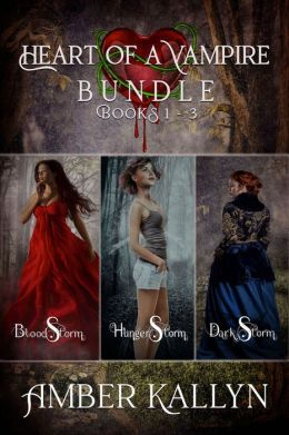 Heart of a Vampire (Bundle, Books 1-3)