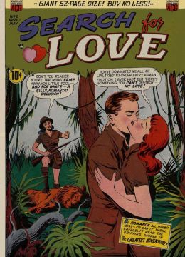 Search For Love Number 2 Love Comic Book