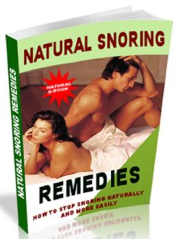 Natural Snoring Remedies
