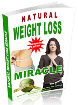 Natural Weight Loss Miracle