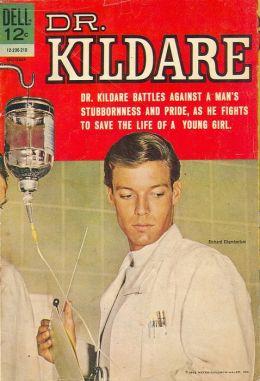 Dr. Kildare Number 3 Medical Comic Book