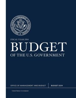 Fiscal Year 2014 Budget of the U.S. Government