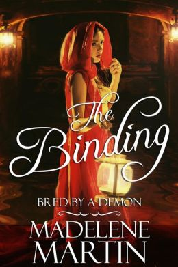 The Binding - Bred by a Demon (Rough Reluctant Monster Breeding Erotica)