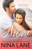 Book Cover Image. Title: Allure:  A Spiral of Bliss Novel (Book Two), Author: Nina Lane