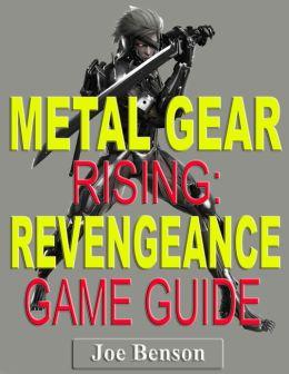 Metal Gear Rising: Revengeance Game Guide