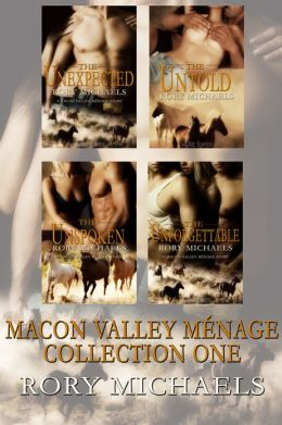 Macon Valley Menages Collection One (Books 1-4)