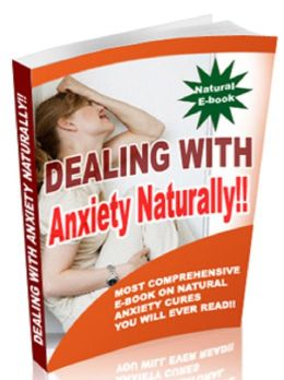 Dealing With Anxiety Naturally!!