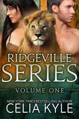 Ridgeville Series: Volume One (BBW Paranormal Shape Shifter Romance Boxed Set)