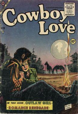 Cowboy Love Number 29 Love Comic Book