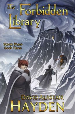 The Forbidden Library (Storm Phase Book 3)