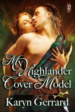 My Highlander Cover Model