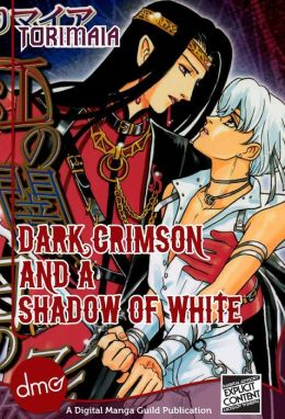 Dark Crimson and a Shadow of White (Yaoi Manga)