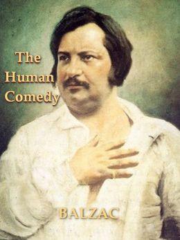 The Human Comedy; Scenes from Parisian Lfe, Volume III