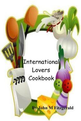 International Lovers Cookbook