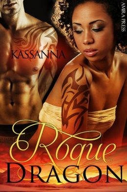Rogue Dragon [Interracial Erotic Shifter Romance]