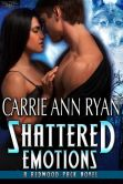 Book Cover Image. Title: Shattered Emotions, Author: Carrie Ann Ryan