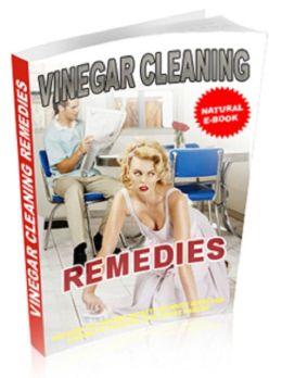 Vinegar Cleaning Remedies