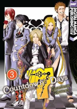 COUNTDOWN 7 DAYS vol. 3 (Shonen Manga)