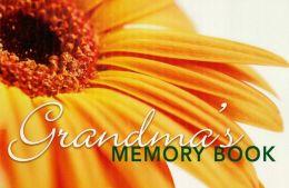 Grandmas Memory Book