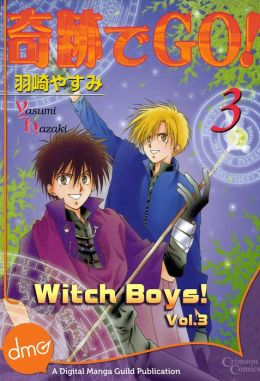 Witch Boys! Vol. 3 (Manga)