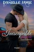 Book Cover Image. Title: Inescapable Desire, Author: Danielle Jamie