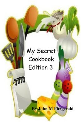 My Secret Cookbook Edition 3