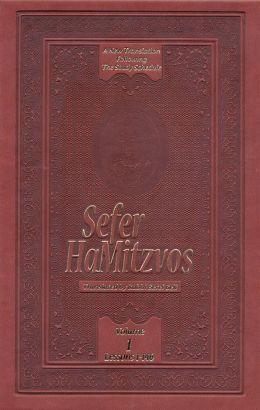 Sefer HaMitzvos of the Rambam: Volume 1