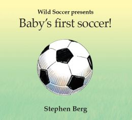 Baby's first soccer!