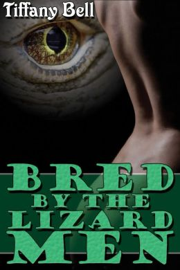 Bred by the Lizard Men (Reluctant Monster Breeding Erotica)